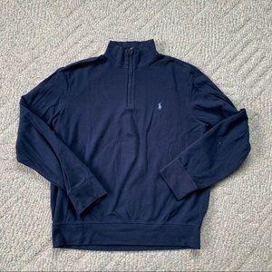 Polo by Ralph Lauren 1/4 zip sweatshirt